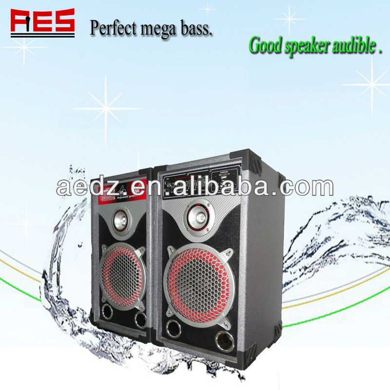 10'' powerful Subwoofer/outdoor rock speaker active subwoofer/ pro acoustics equipment