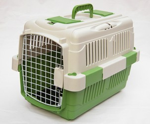 2016 Factory Supply Airline check box Dog Cages Folding Pet Crate Dog Kennels For Dogs