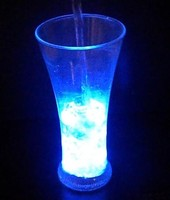 2015 Popular led Gift Flashing cup Light Wholesale LED Module Cup 390ML