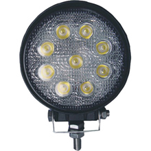 2016 New led lighting Car Accessories! 4'' 27w Led Work light for 4X4 offroad trucks