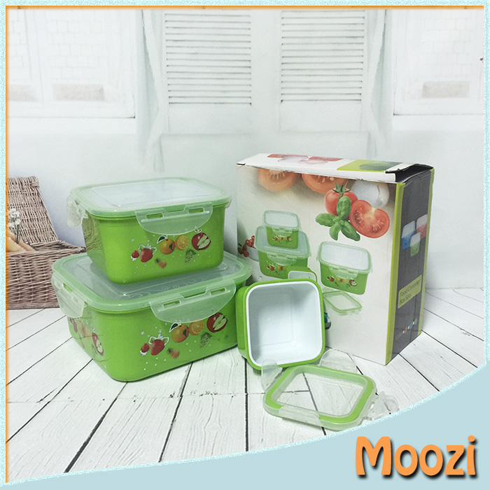 Factory Wholesale High Quality PP Plastic Food Container