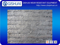 Hardness wearable resistant steel plate