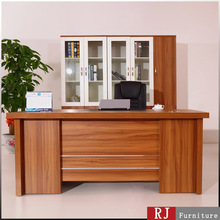 DELUXE EXECUTIVE L SHAPED DESK / FURNITURE