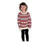 P18A92HX Children's Holiday sweater kids christmas sweater