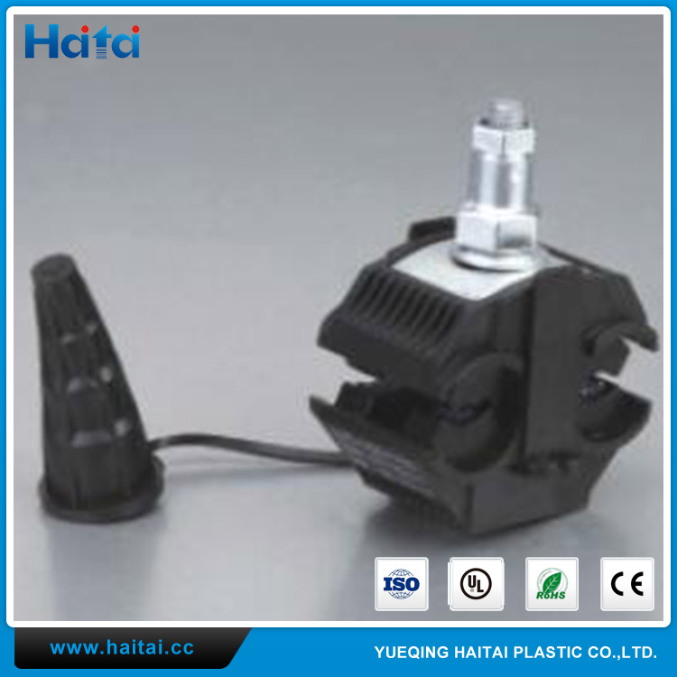 Haitai Fire Resistance Insulation Piercing Connector/IPC/Piercing Clamp
