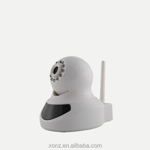 Hot selling 720p Hd P2P PTZ Wifi Wireless Ip camera built in MIC and speaker