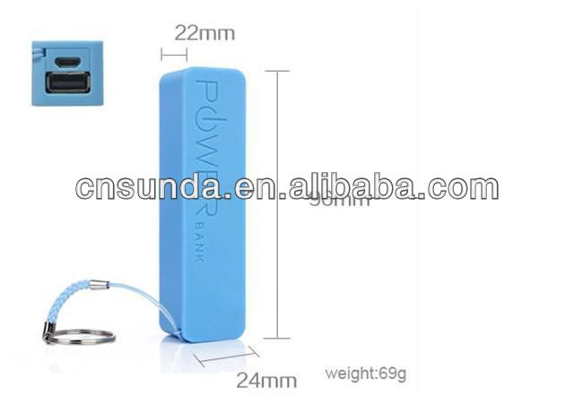 2013 New Product 3600mah power bank for mobile phone