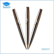 Promotional items metal ball-point pens/ company logo design metal engraved pens