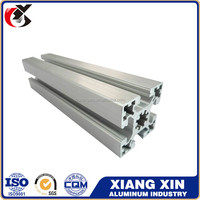 structural aluminum profile section,type of aluminum section