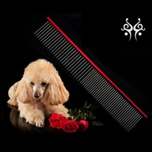 Stainless Steel Pet Comb Pet /Dog Grooming Tool
