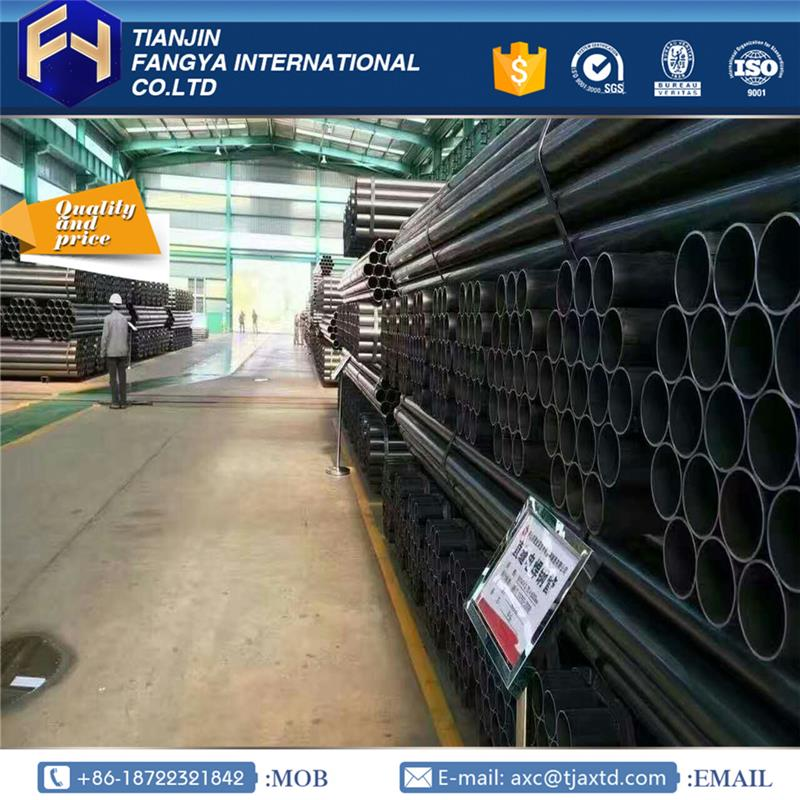 trade assurance supplier ! grade b carbon steel ukraine seamless pipe made in China