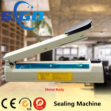 Cheap plastic bag small sealing machine use on table