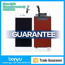 High quality original replacement touch display for iphone 6 lcd screen