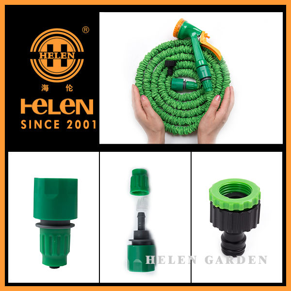 Good Quality Expandable plastic flex hose shower hose