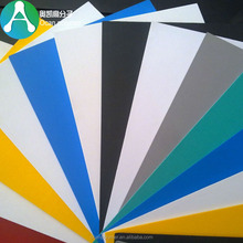Custom Made Colorful Rigid High Pressure Plastic PVC Laminated Sheets