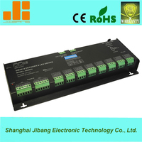 DE8524 Constant Voltage DC12-24V 24ch dmx512 rgb led strip controller