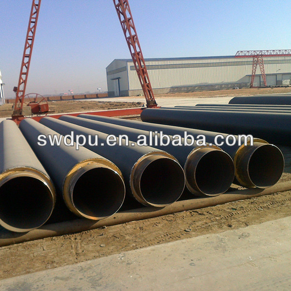 SWD buried pipelines special polyurethane anticorrosive paint