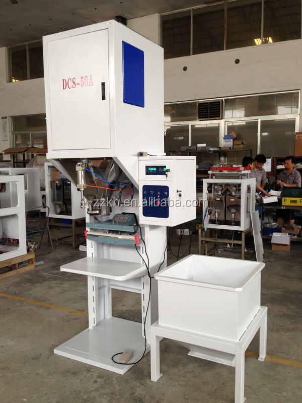 5kg Bag Packing Sealing Machine for Cereal