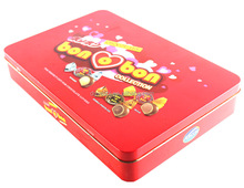 2014 italian stylish pizza packaging metal tin box wholesale form china dongguan pizza box manufacturers