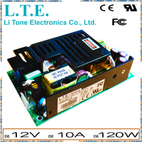 LTE150FS-S2 Open Frame 12v 120W switching power supply