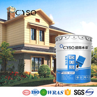 anti rust acrylic emulsion interior wall white paint price for house