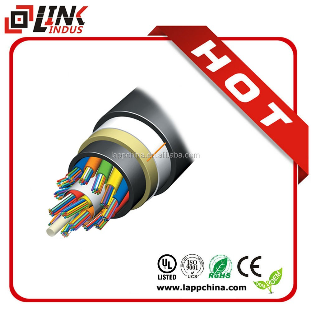 Digital Audio Optical Fiber Cable GYXTW GYTA ADSS cable