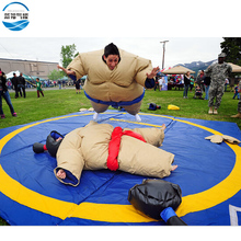 High Quality Inflatable Sports Games Foam Padded Sumo Wrestling Suits For Sale