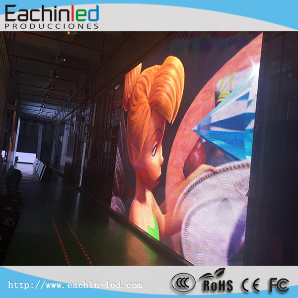 Outdoor rental led video wall sign board led stage display