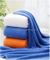 Bright colors thick cotton bath towels used for hotel,resurant and home