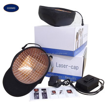 FDA Laser Thicker Hair Growth Regrowth Helmet Treatment Laser Light Therapy