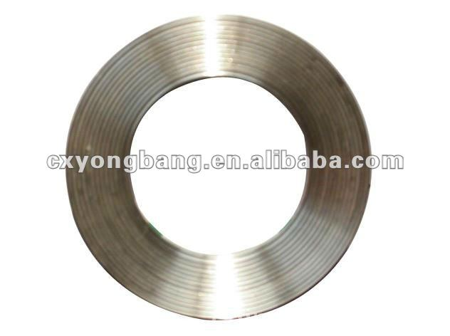 Grooved Metal Gasket / Metal O Ring