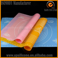 Manufacturer of colorful kitchen silicone baking mat for baking