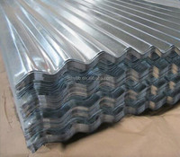 Galvanized Corrugated metal roof sheet roofing sheet Z40