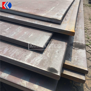 wear plate/wearing steel sheet used for coal distributor frame