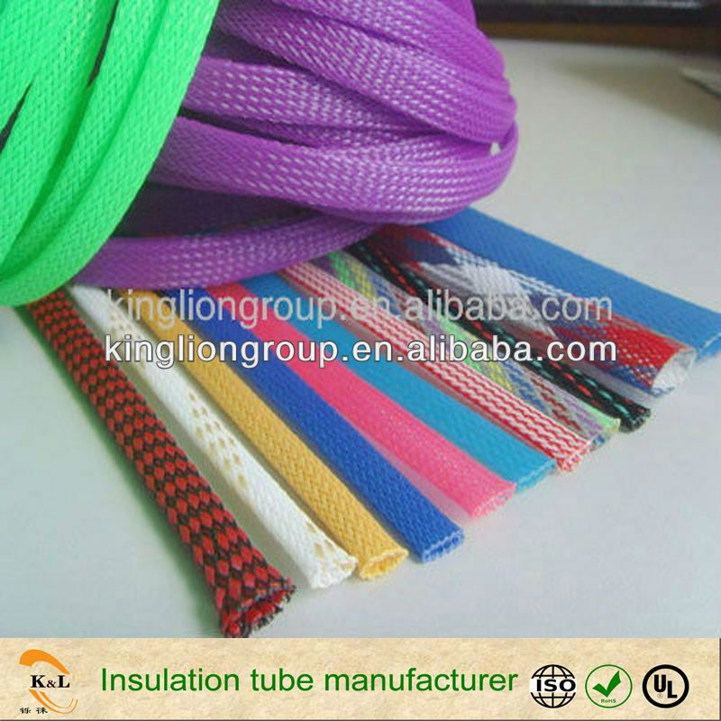 Wholesale excellent flexibility 16mm expandable mesh sleeving