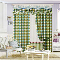 2014 china wholesale ready made curtain,latest curtain designs 2012