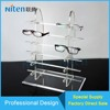 acrylic optical shop display stands