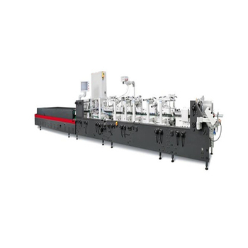Automatic folder gluer machine Smartfold ASL-650PC cardboard