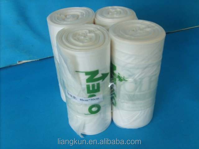 Plastic printed flat bags on roll/flat bags on roll/plastic fruit bag