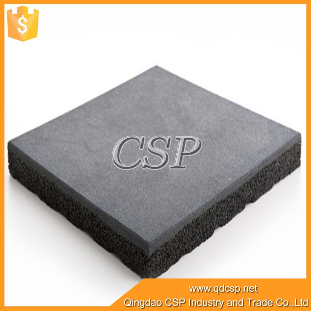 Heavy duty China lowest price driveway rubber mat
