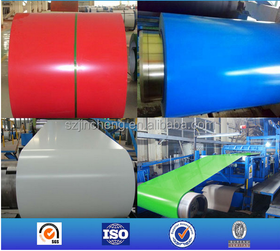 painted galvanized steel pre painted steel plate pre painted galvanized steel coil