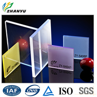 High-quality Lamp Used Clear Frosted Acrylic Sheet /Plexiglass Sheet / Perspex Sheet