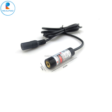 Red 650nm 5mw line/cross/dot laser module