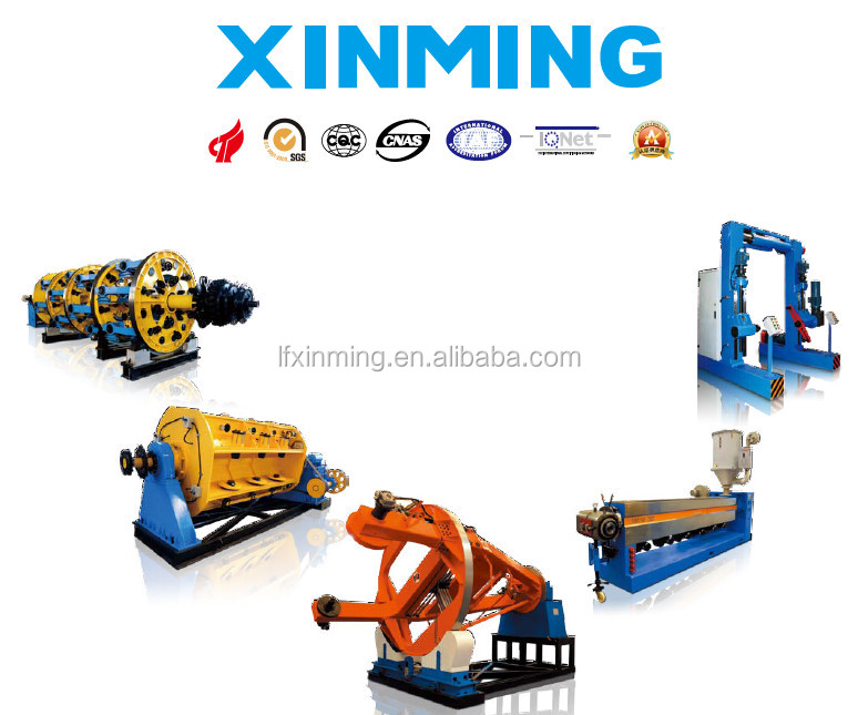 High Speed Tubular Stranding Machine Cable making Equipment Rigid/tubular/planetary/bow Type Cable Stranding Machine