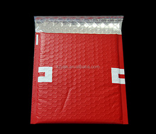 Metalic Padded Courier Bubble Mailer/Alumnium Foil Bubble Envelope/Self-sealing Bag