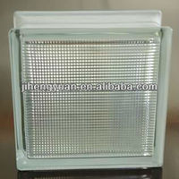 Clear glass block line lite