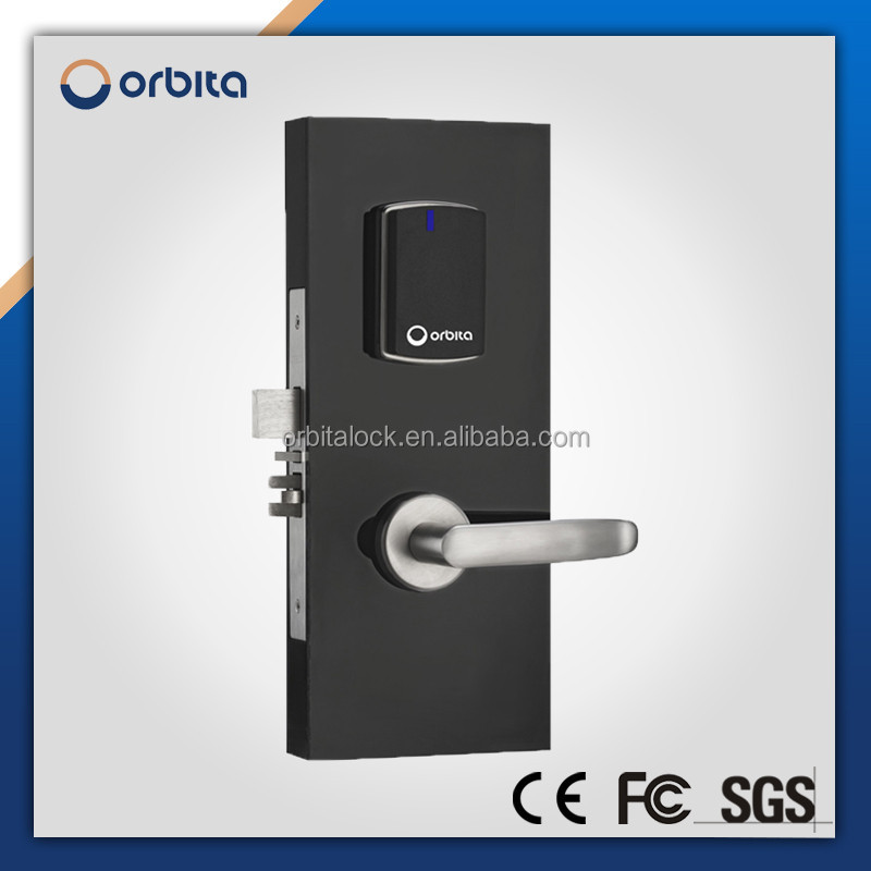Orbita wholesale price rfid card key electronic hotel door lock system