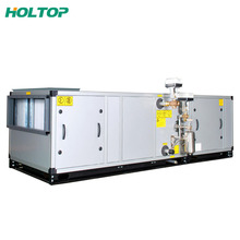 CE certificate dehumidifier floor standing air handling unit ahu with rotary exchanger