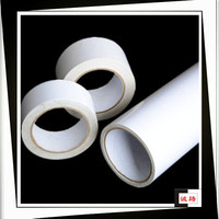 Acrylic Adhesive High Conformability Double Sided Tissue Tape For Foam Material With ISO SGS Certificates