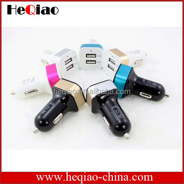 2014 dual usb car charge sell on alibaba new